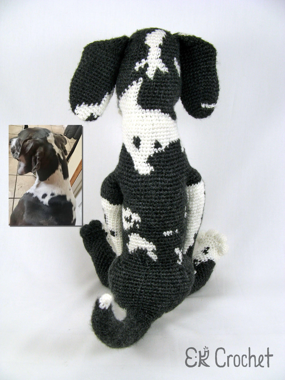 Park Art|My WordPress Blog_Realistic Great Dane Stuffed Animal