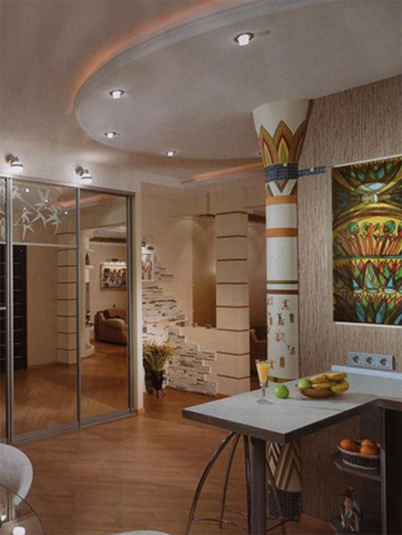 Egyptian Style Modern Room Decorating Ideas Egyptian Home