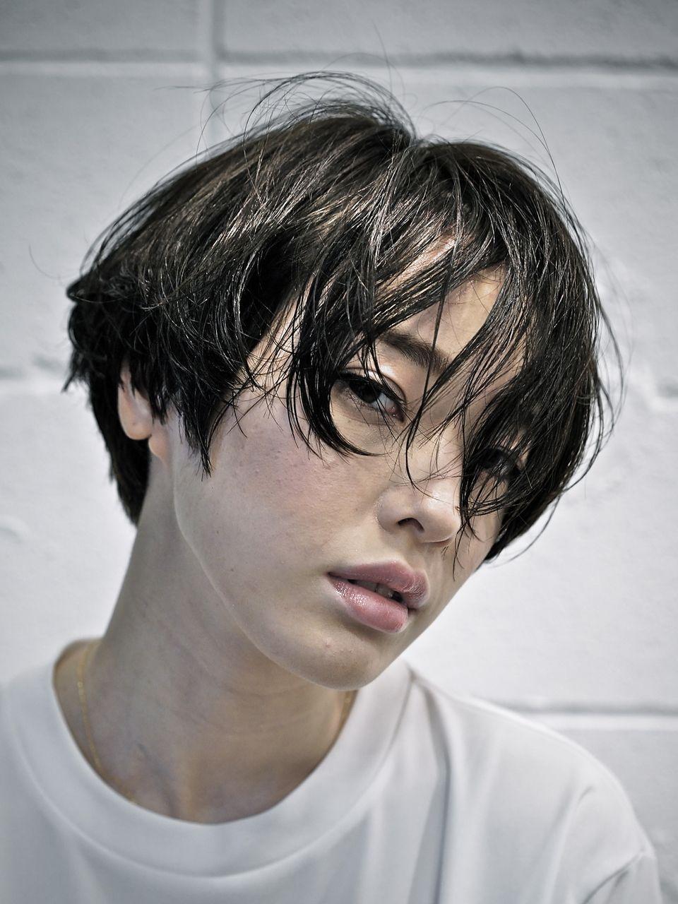 Short sato ヘアカタログ haircuts short hair and hair style
