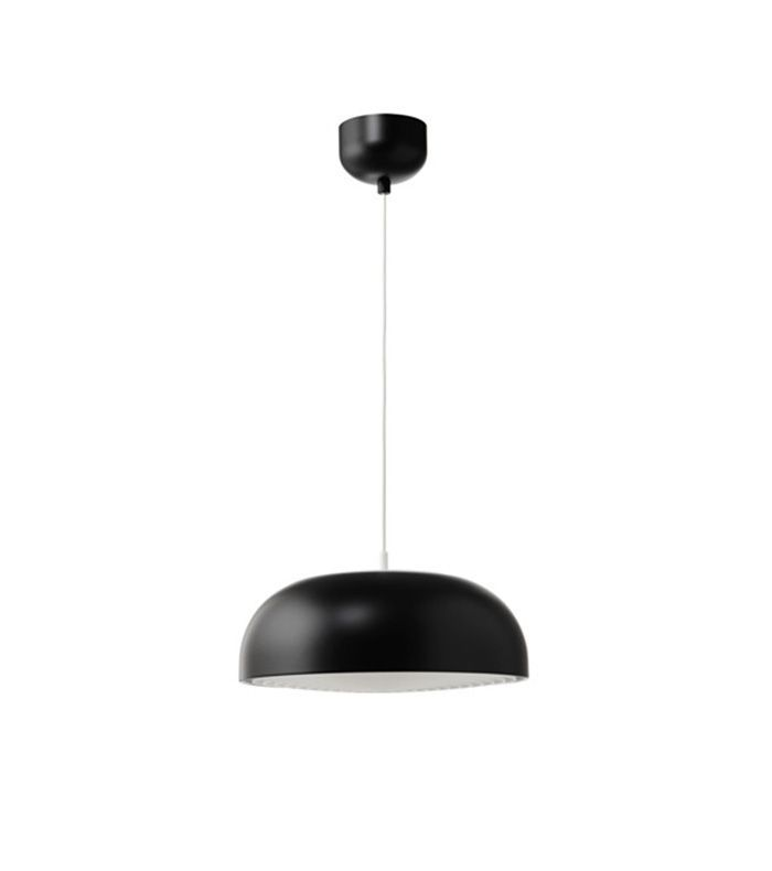 Genius Small Space Tricks Ikea Stylists Know That You Don T Ikea Ceiling Light Ikea Interior Ikea Small Spaces