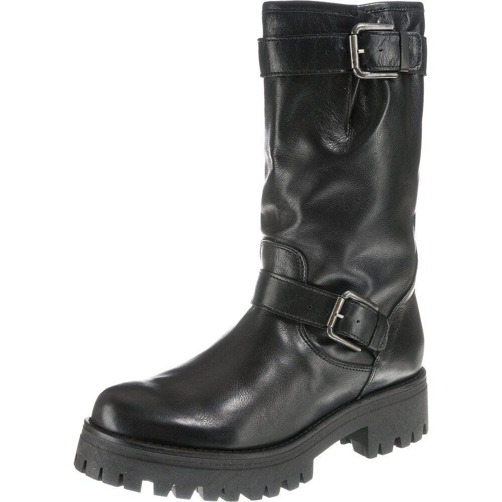 BUFFALO Boots Damen, Schwarz, Größe 37 in 2019 | Biker boots