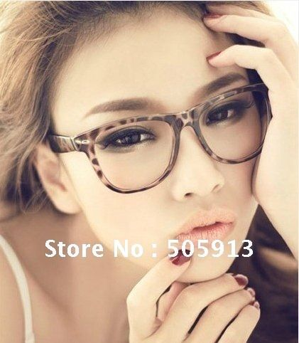 eyeglasses for women  Find More Eyewear Frames Information about 2012 Women Fashion ...