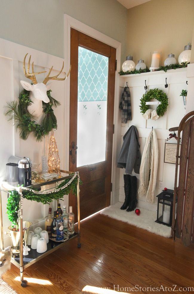 decora tu casa para la noche de navidad pinterest