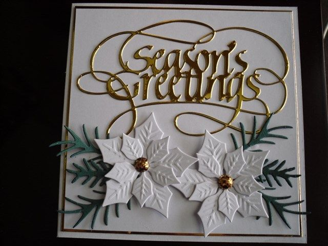Seasons Greetings | docrafts.com