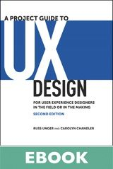 eBook Deal of the Week (9/24): A Project Guide to UX Design: For user experience designers in the field or in the making just $9.99!