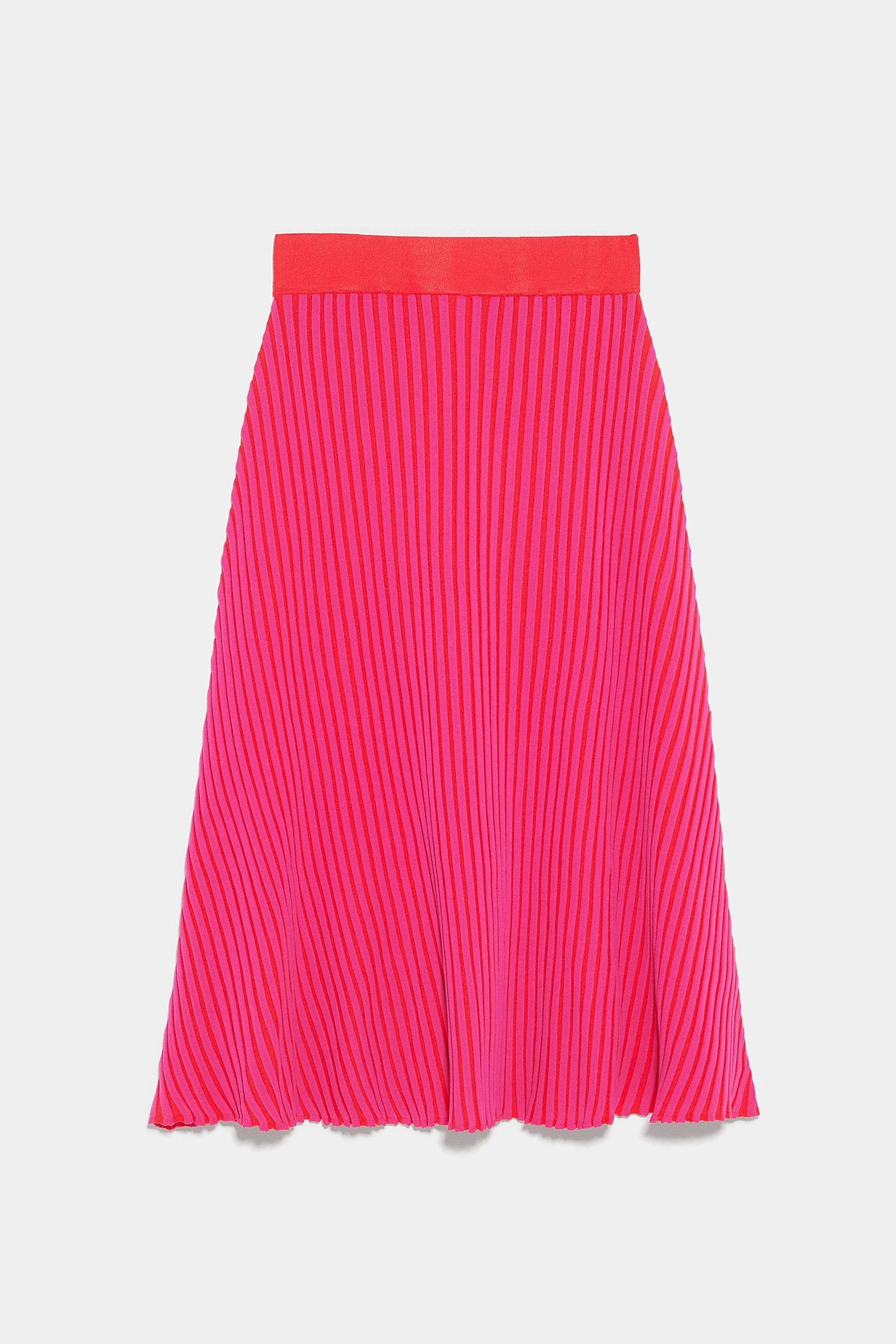 1755d7576 Two-tone knit skirt in 2019 | so fly | Knit skirt, Skirts, Two tones