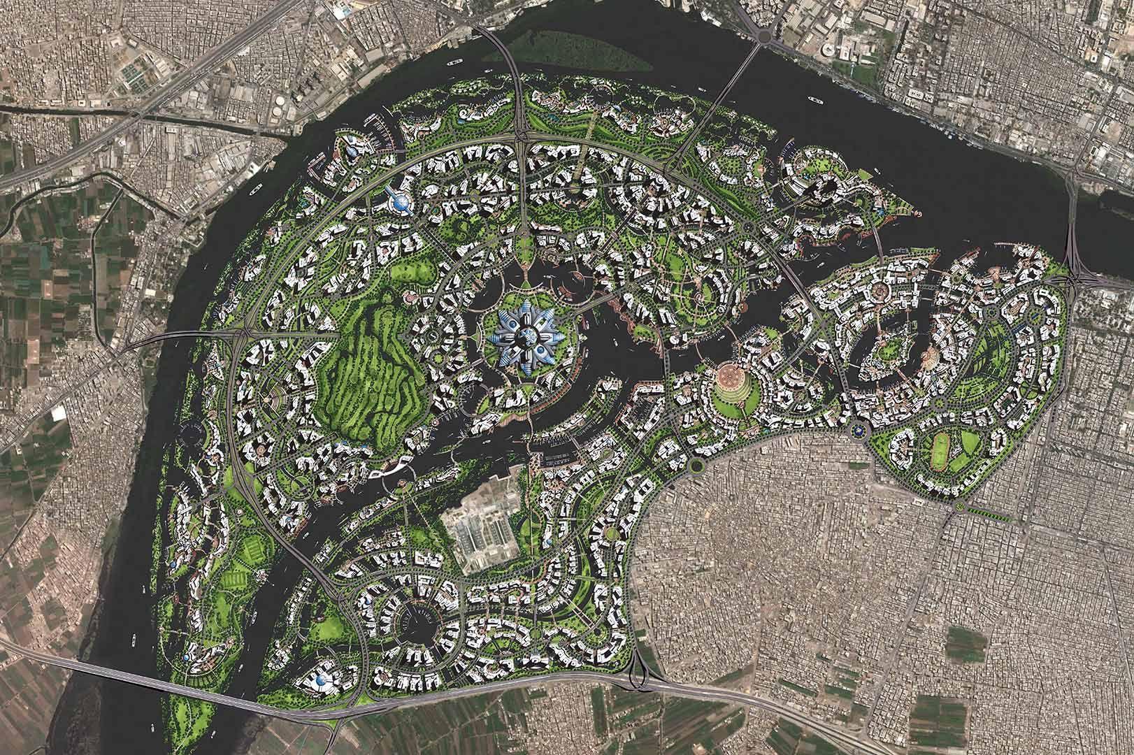 Cracknell | Landscaping Design | Landscape Architecture | Dubai ...