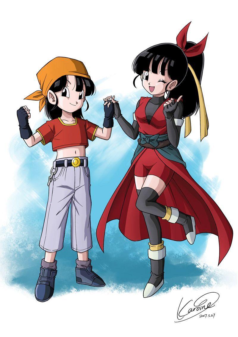 Goku Pan Trunks e Gil by 19onepiece90 on DeviantArt
