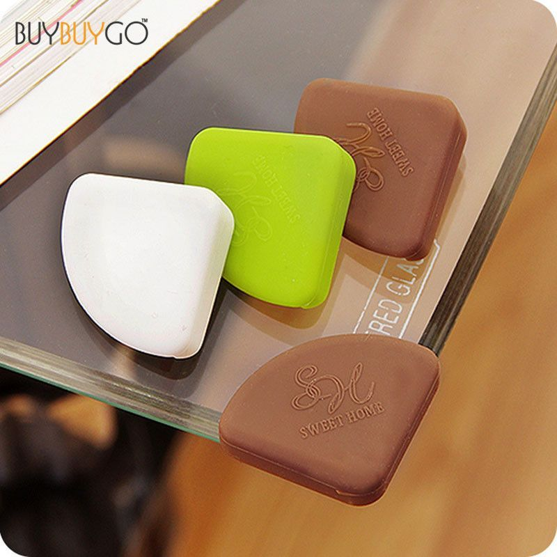 Child Baby Safe Silicone Protector Table Corner Guards Edge Protective Cover 1PC