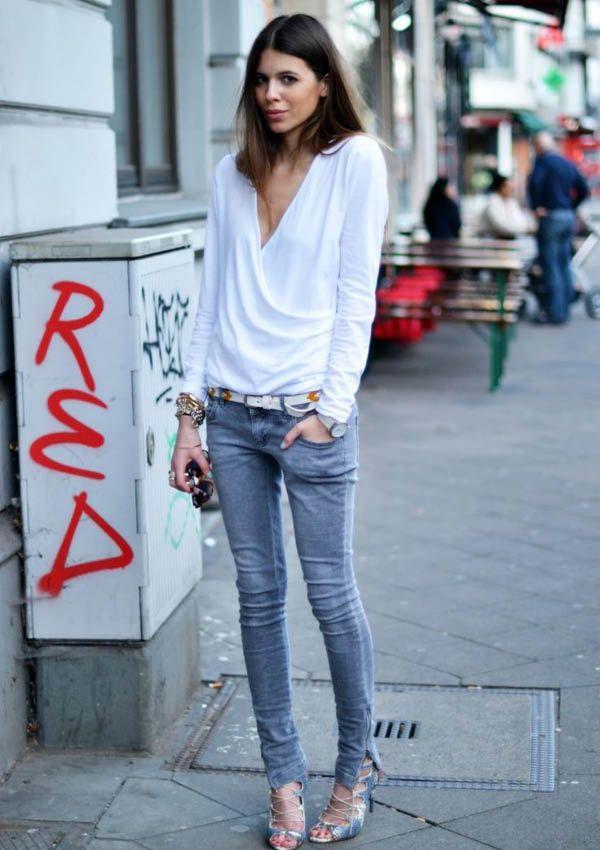 diese jeans ist alles was du jetzt brauchst outfit. Black Bedroom Furniture Sets. Home Design Ideas