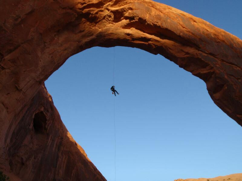 Corona Arch Utah Travel Moab Utah Corona Utah