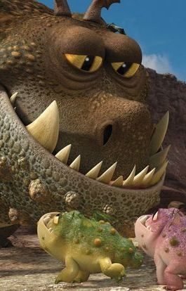 gronckle is a boulder class dragon first featured in the 2010 film