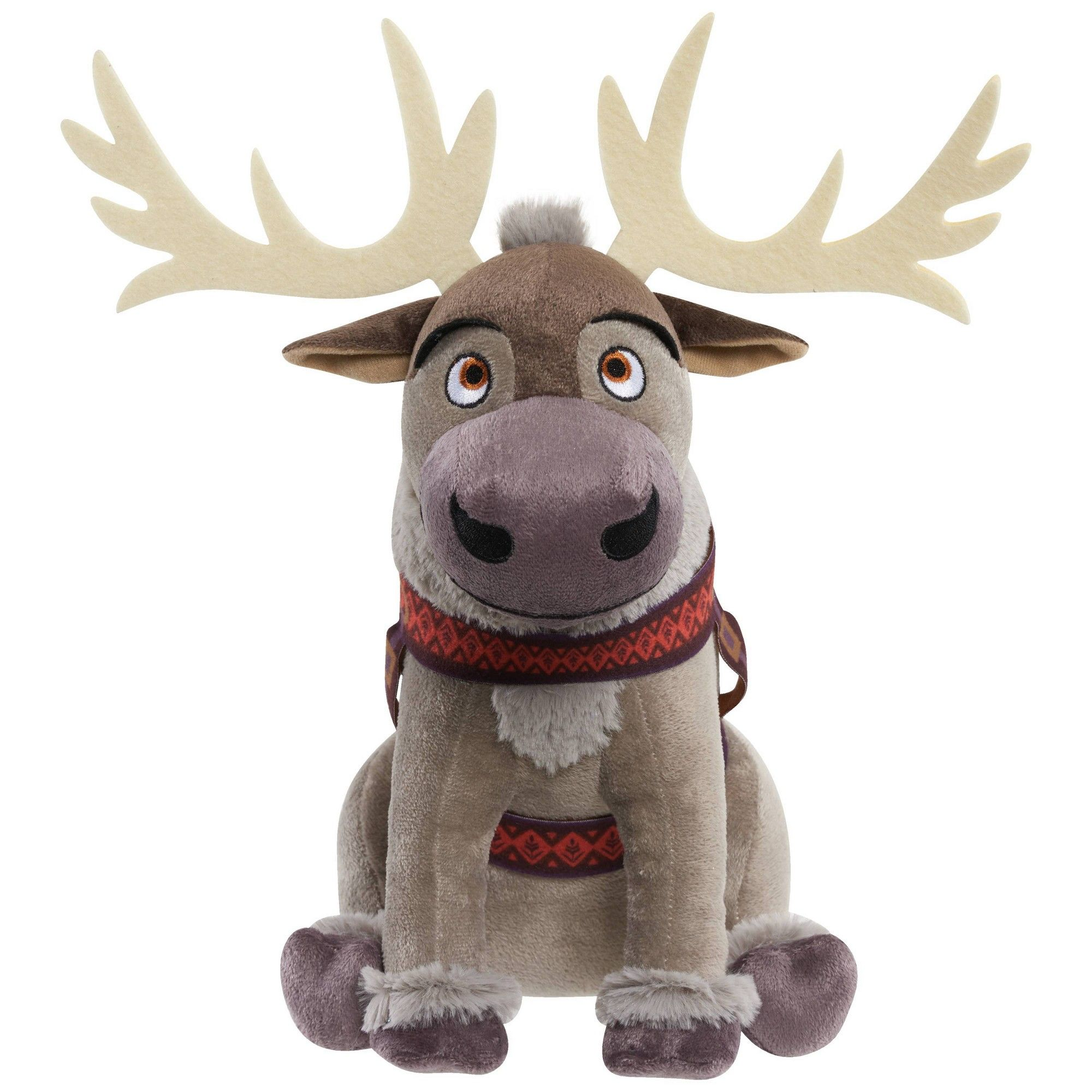 "17/"" Disney Authentic Frozen Reindeer /""Sven/"" Plush Large Doll"