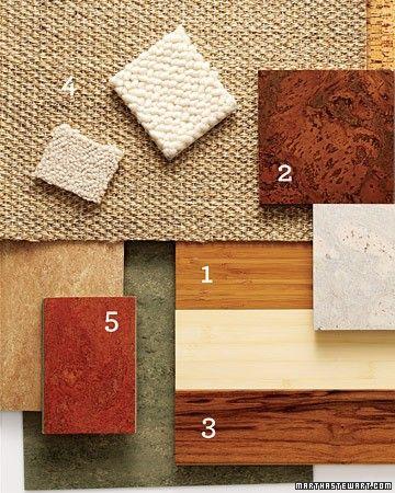 Flooring Considerations Eco Friendly Flooring Healthy Flooring Eco Friendly House