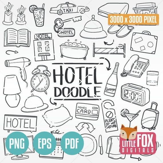 Hotel Travel Friends And Family Trip Holidays Summer Doodle Etsy In 2021 Line Art Design Doodles Doodle Icon