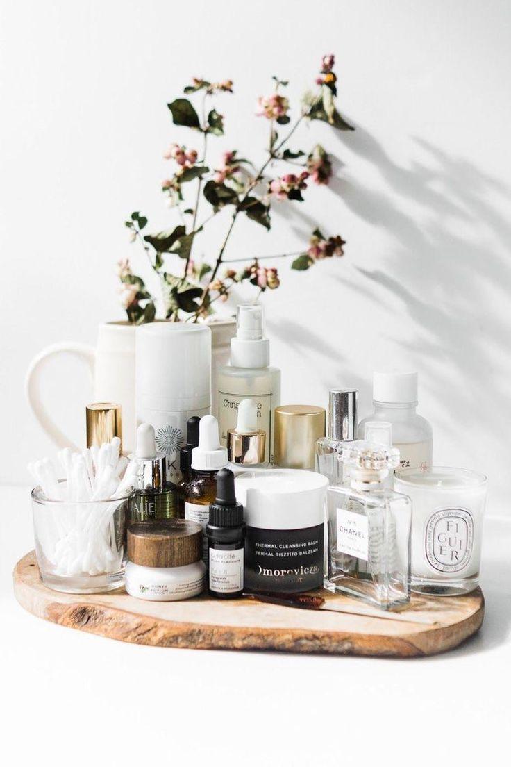 "Photo of 10.25"" Indoor / Outdoor Porcelain Table Vase in 2020   Bathroom counter decor, Decor, Bathroom styl"