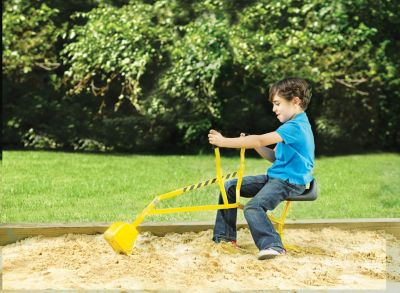 Reeves Toys Big Dig Ride On Working Crane Reviews Macy S In 2021 Outdoor Toys For Kids Backyard For Kids Kids Sand