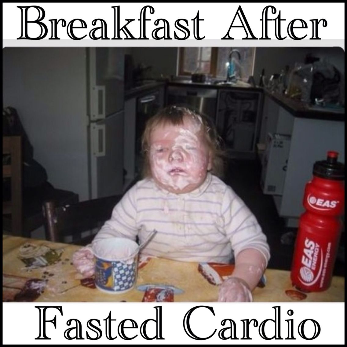 Fasted cardio fitness