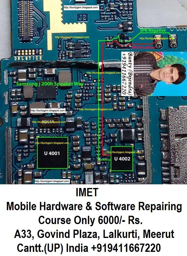 Samsung Galaxy J2 J200H Speaker Ringer Problem Solution Jumper Ways | iPhone 7 in 2019 | Mobile