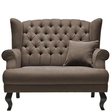 Grand Duc Sessel Taupe Sessel Sessel Xxl Sessel Chesterfield Mobel