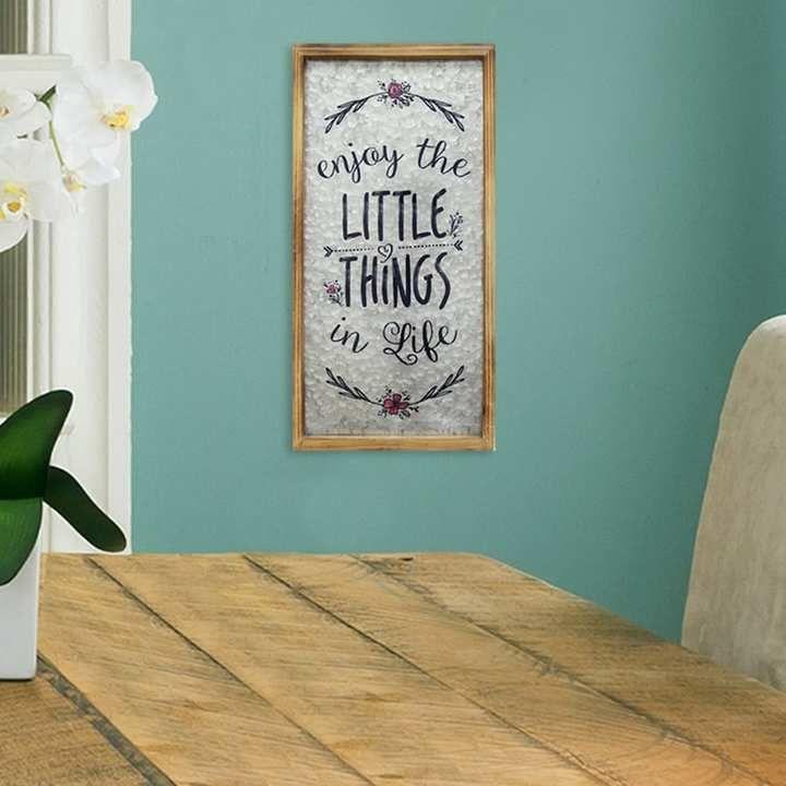 Stratton Home Decor Little Things Farmhouse Wall Kohls Ad Decorate
