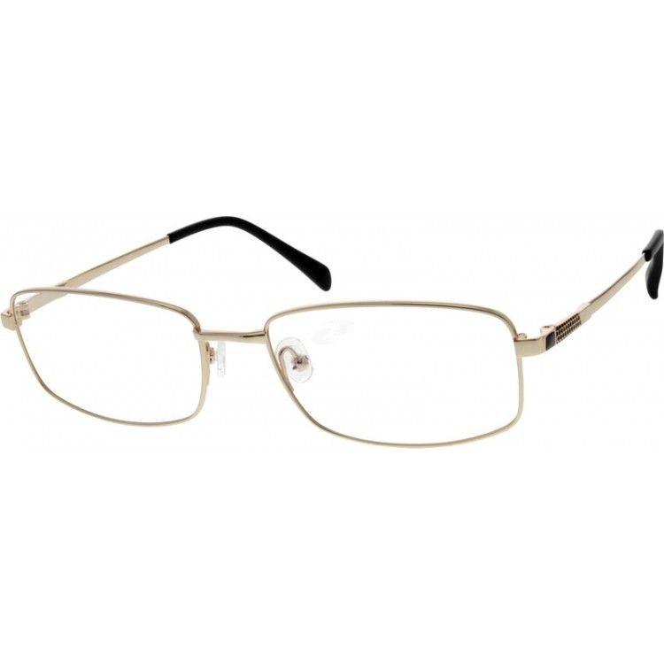 0b08281151a Men s pure titanium full-rim frame with adjustable silicone nose pads and  acetate temple tips for comfort. The temple ar...Price -  39.95-nlfXetJP