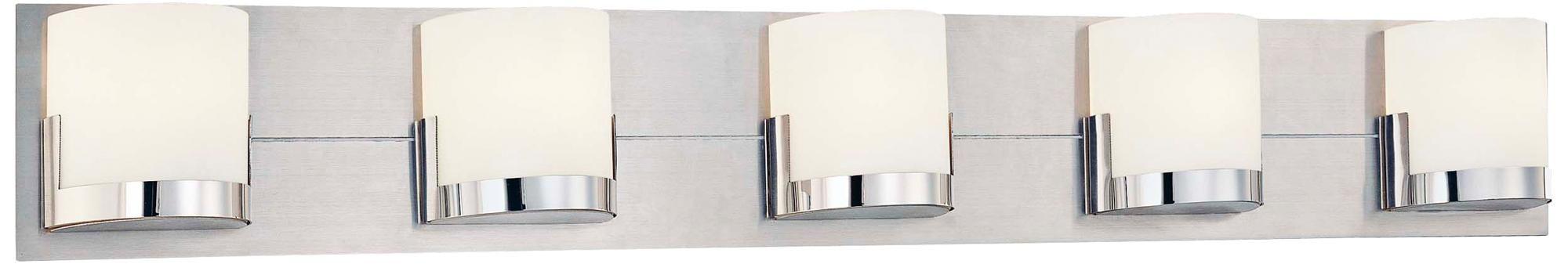 George Kovacs Convex 36 3 4 Wide Bathroom Wall Light P6977 Lamps Plus Vanity Lighting Bathroom Wall Lights Wall Lights