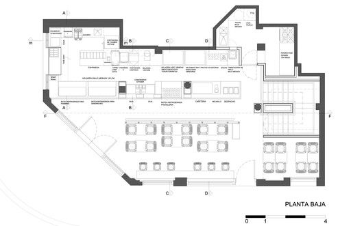 Tostado Cafe Club / Hitzig Militello Arquitectos