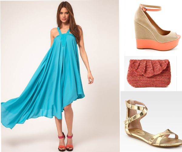 Confused About What To Wear To That Outdoor Wedding?