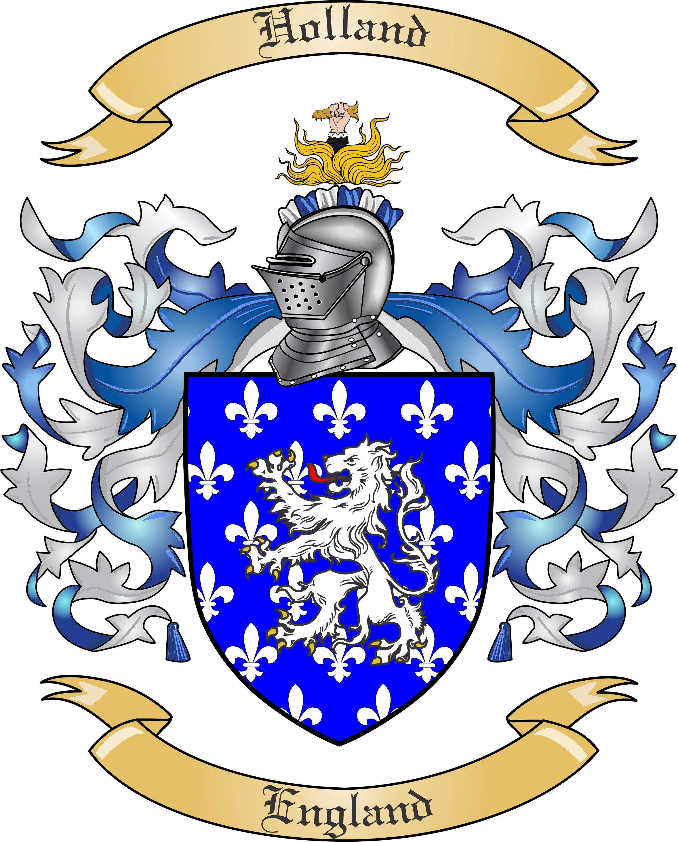 Holland family coat of arms and family crest sir thomas holland holland family coat of arms and family crest sir thomas holland 1314 1360 1st biocorpaavc