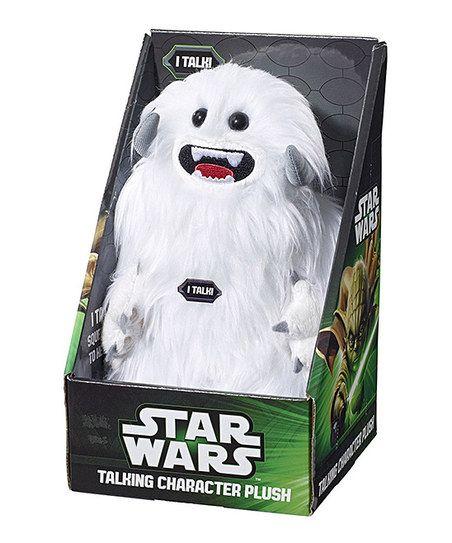 Star Wars Talking Wampa Plush Toy