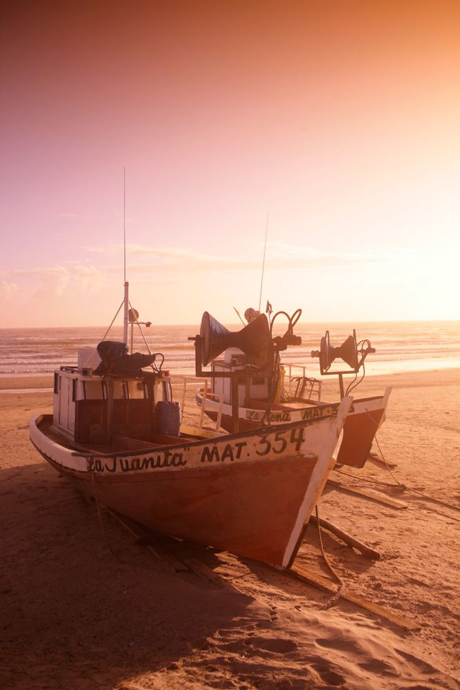 The Coast of Utopia | Cabo Polonio, a remote beach village in southeastern Uruguay, sits on a green peninsula between the Atlantic and a desert landscape of shifting sand dunes.