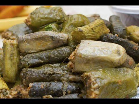 طريقة عمل خلطة المحشي Syrian Food Mouth Watering Food Food