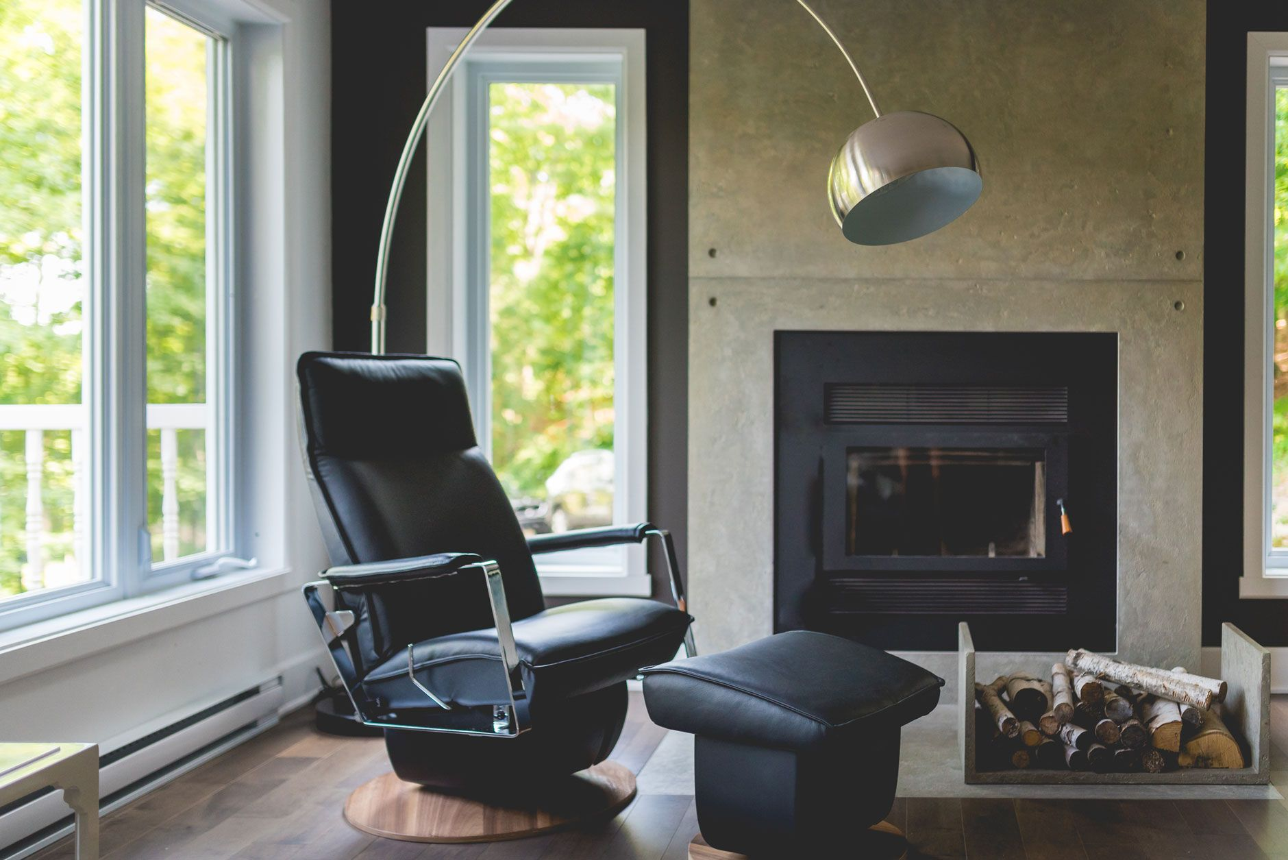 Fauteuil Seattle Eames Lounge Chair Modern Chairs Modern Furniture