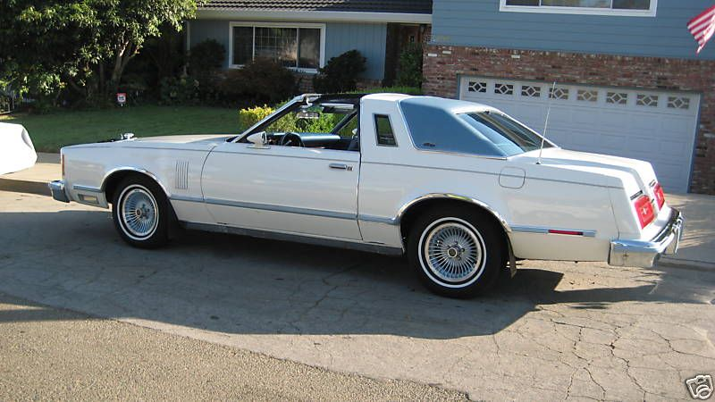 1979 Ford Thunderbird Heritage T Top Ford Classic Cars Ford Thunderbird Thunderbird Car