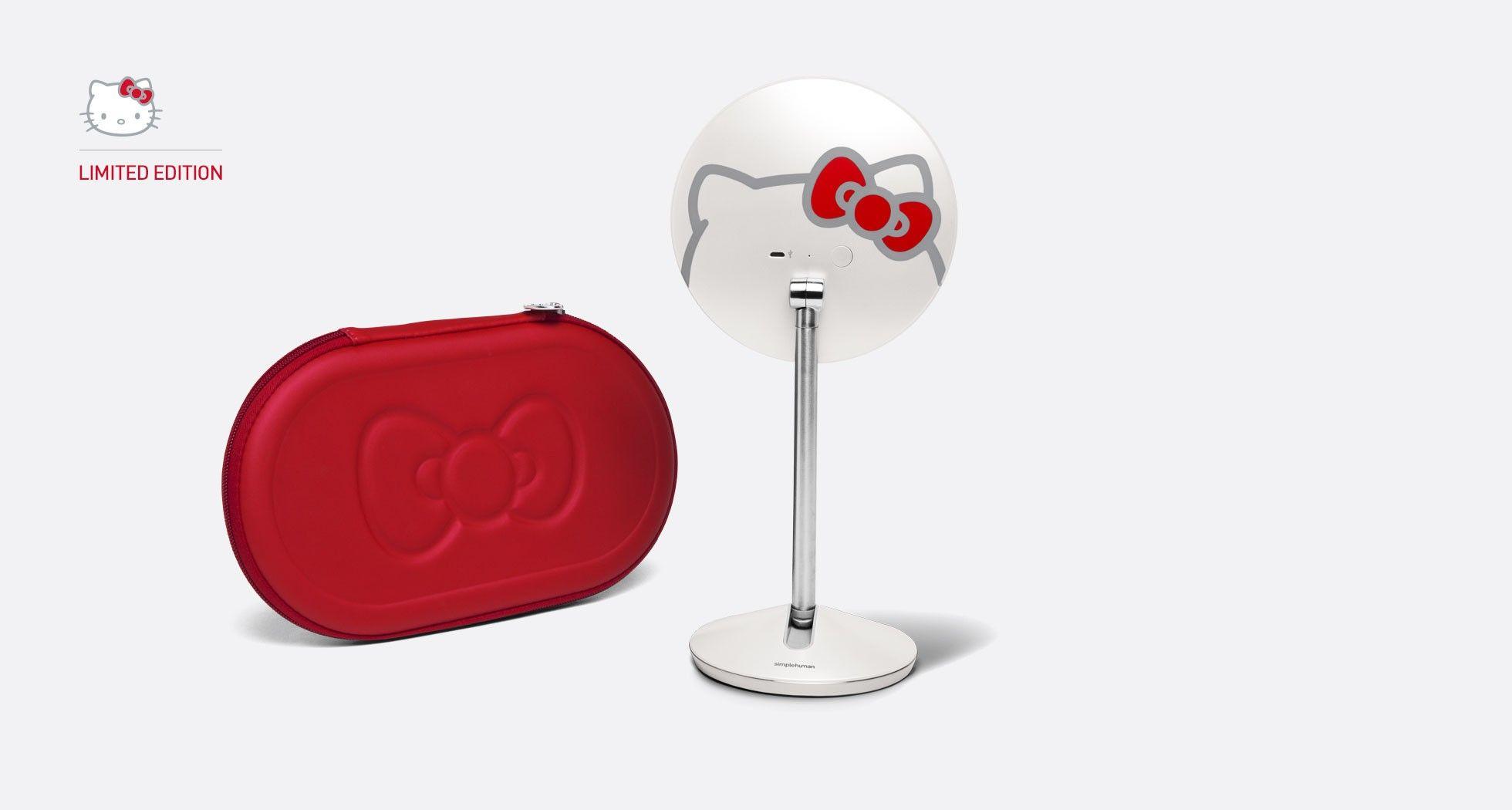 Hello Kitty Vanity Mirror Touchpro Wirelessbluetoothspeaker