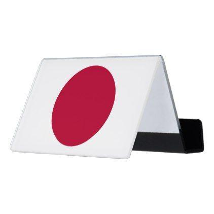 National flag of japan desk business card holder national flag and country national flag of japan desk business card holder colourmoves