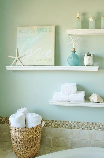 Coastal Wall Art Decor Ideas For The Bathroom Coastal Wall Art Decor Ideas for the Bathroom Bathroom Decoration coastal bathroom decor