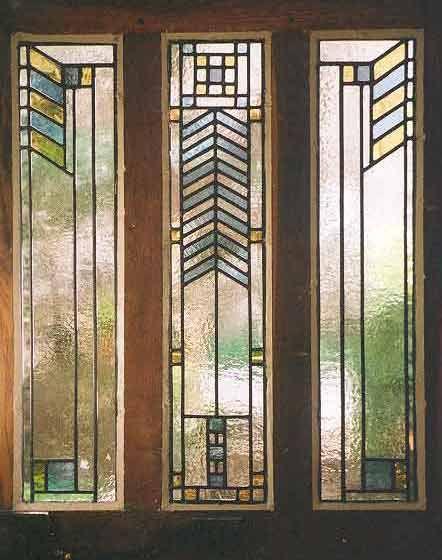 Frank Lloyd Wright Stained Glass Frank Lloyd Wright