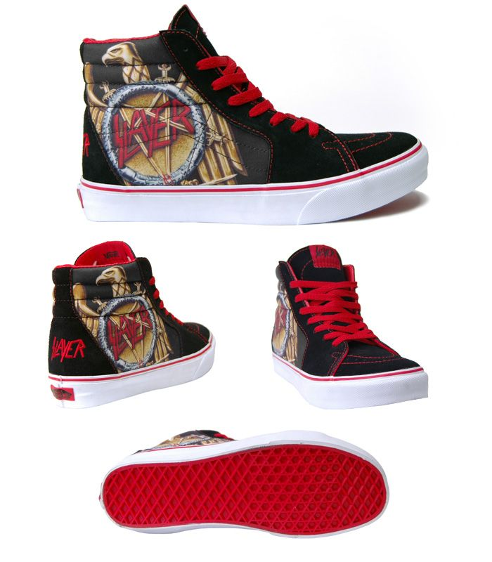 f06524c3c2 vans slayer edition Vans Skate