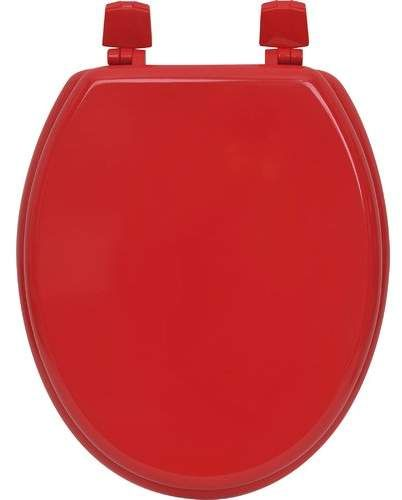 Sensational Solid Elongated Toilet Seat Products Coloured Toilet Short Links Chair Design For Home Short Linksinfo