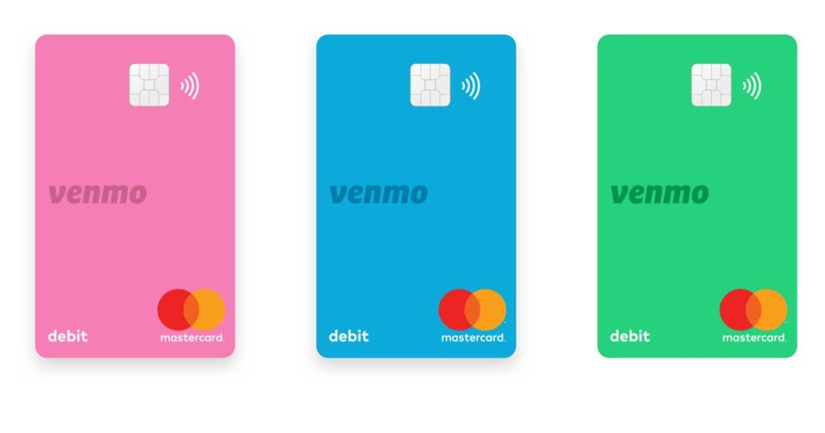 Venmo S Debit Card Turns Your Balance Into Real World Money