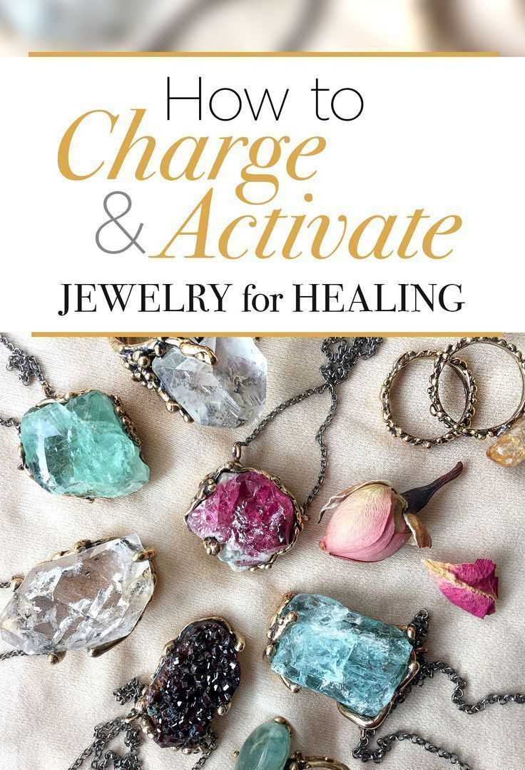 Photo of How to Charge and Activate Jewelry for Healing