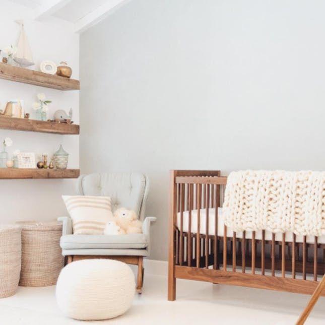 Lauren Conrad's Baby Nursery Decor | Brit + Co