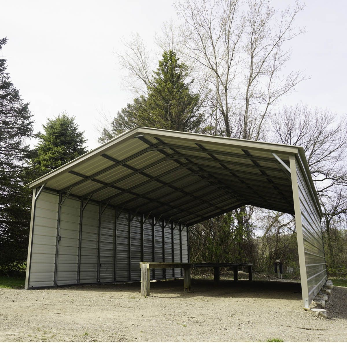 Midwest Steel Carports 2020 in 2020 Steel carports