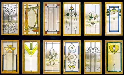 Stained Glass Cabinet Door Inserts | Cabinet Door Designs ...