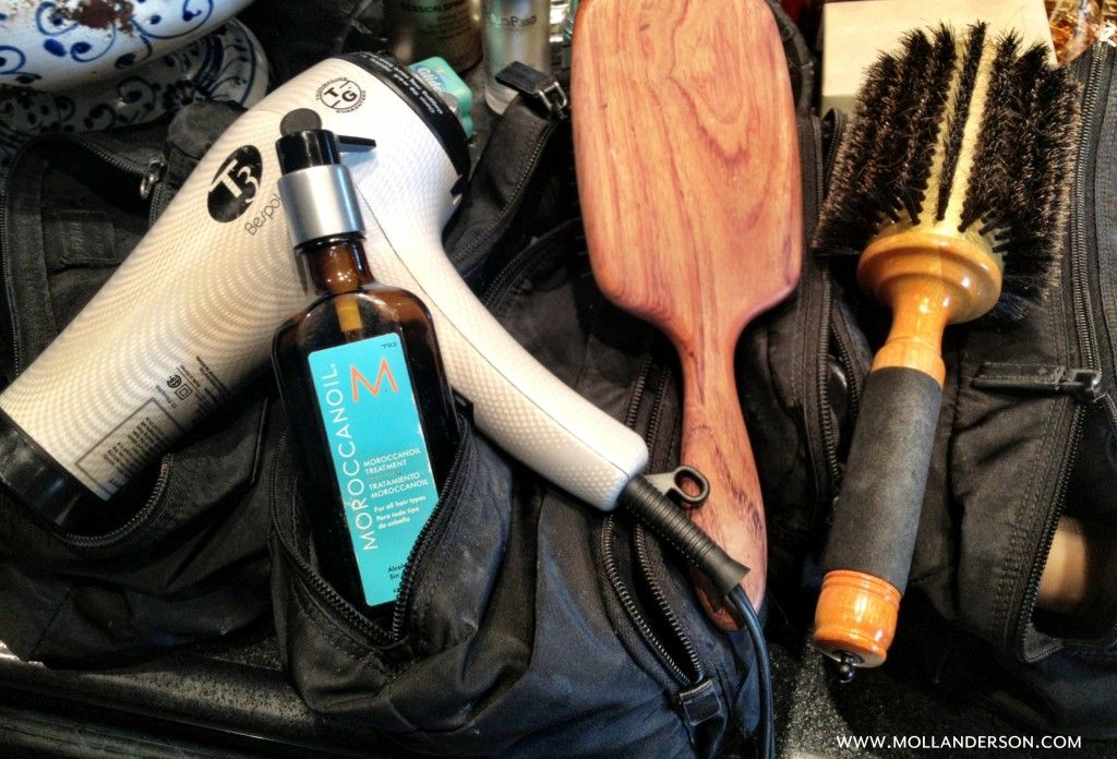 Moroccan Hair Styles: Moroccan Oil Hair Treatment-great Product!