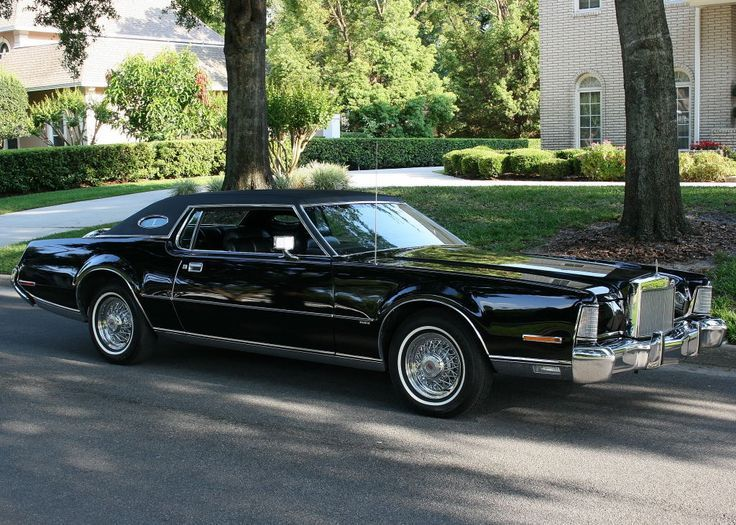 1973 lincoln continental mark iv the classics for Lincoln motor company lincoln maine