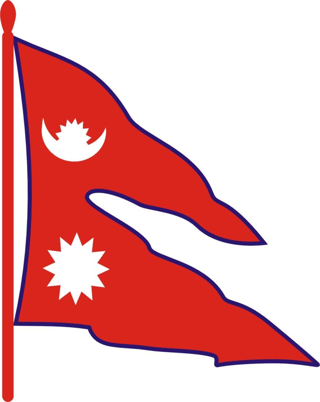 Map of Nepal | Nepal | Nepal, Flag, Country