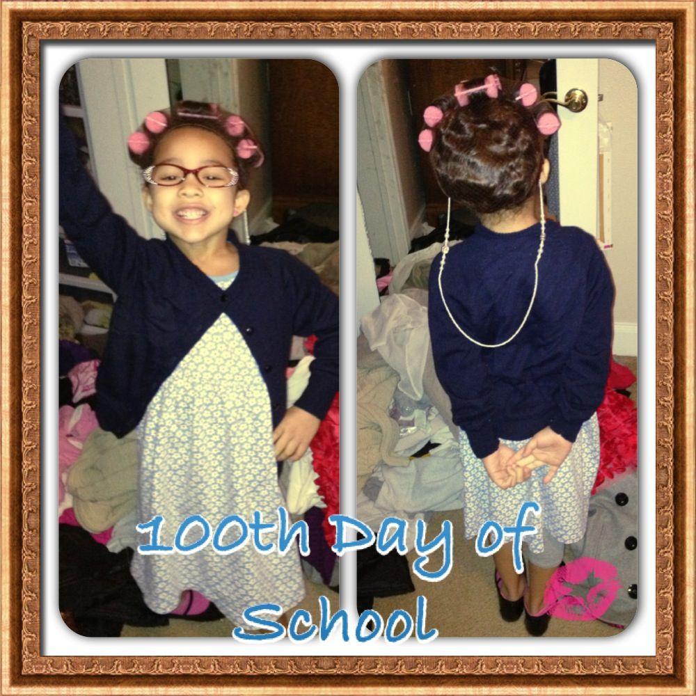 100th Day Of School Costume